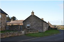 NU2422 : Cottages at Dunstan Steads by Jim Barton