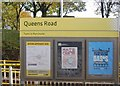 SD8500 : Queens Road Metrolink Station by N Chadwick
