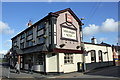 SJ4068 : The Egerton Arms Hotel at the Bache by Jeff Buck