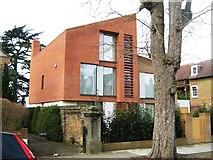 TQ1572 : New house, Walpole Gardens by Alex McGregor