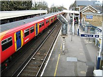 TQ1572 : Strawberry Hill Station by Alex McGregor