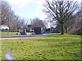 SJ9100 : Fowler's Field Playground by Gordon Griffiths
