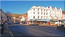 SH7882 : Mostyn Street, Llandudno by Mike Smith