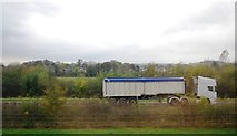 SK0419 : Lorry, A51 by N Chadwick
