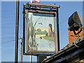 TM5292 : The Waveney pub sign by Adrian S Pye