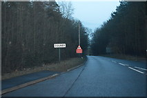 TG1607 : Entering Colney, B1108 by N Chadwick