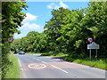 SO7850 : Leigh Sinton Road by Mat Fascione
