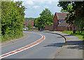 SO7850 : A4103 in Leigh Sinton by Mat Fascione