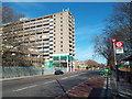 TQ3277 : Albany Road, SE5 by Malc McDonald