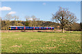 TQ2251 : Class 165/1 by Ian Capper