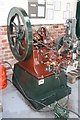 SJ9483 : Anson Museum - Atkinson cycle engine by Chris Allen