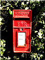 TM0478 : Crossroads Postbox by Adrian Cable