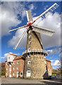 TF3344 : Maud Foster Windmill, Boston by David P Howard
