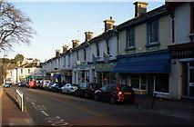 SX9364 : Shops on Ilsham Road, Wellswood, Torbay by Ian S