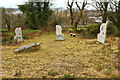 NX4758 : The Poetry Stone Circle, Creetown by Billy McCrorie