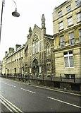 ST7565 : Bath, Baptist church by Mike Faherty