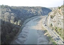 ST5673 : Clifton, Avon Gorge by Mike Faherty