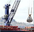J3576 : Gottwald crane, Belfast harbour - March 2015(2) by Albert Bridge