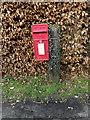 TM0477 : The Green Postbox by Adrian Cable