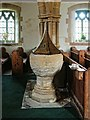 TF1873 : Interior of the Church of St Andrew, Minting by Dave Hitchborne