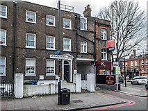 TQ3379 : Grange Road, London SE1 by Christine Matthews