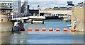 J3474 : New Lagan weir footbridge, Belfast - March 2015(7) by Albert Bridge