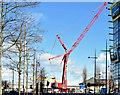 J3474 : Crane, Donegall Quay, Belfast - March 2015(6) by Albert Bridge
