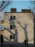 TQ3479 : Jamaica Road Shadows, London SE1 by Christine Matthews