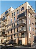 TQ3479 : Apartment Block, Old Jamaica Road, London SE1 by Christine Matthews