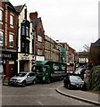 ST3088 : Jam in Cambrian Road, Newport by Jaggery