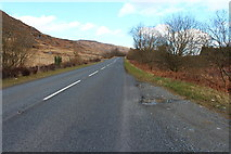 NX5071 : The Queen's Way to New Galloway by Billy McCrorie