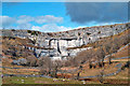 SD8963 : Malham Cove by Brian Frost