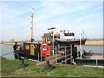 "TG3504 : The Dutch tug ""Liberté"" by Evelyn Simak"