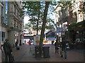 SP0686 : South on Lower Temple Street, Birmingham, looking towards New Street Station by Robin Stott