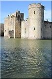 TQ7825 : Bodiam Castle by Philip Halling