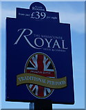 SX9265 : The Royal on Babbacombe Downs Road by Ian S