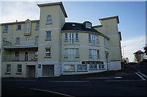 SX9265 : Flats on Babbacombe Road, Babbacombe by Ian S
