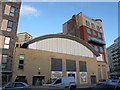 TQ3479 : The Salmon Youth Centre, Bermondsey by Stephen Craven