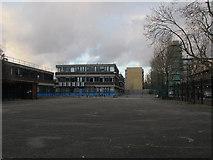 TQ3479 : Former Southwark College, Bermondsey (4) by Stephen Craven