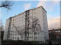 TQ3479 : Morriss House, Marigold Street, Bermondsey by Stephen Craven