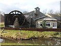 NZ1148 : Knitsley Mill by Anthony Foster