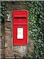 SD2171 : Postbox, Abbey Road, Barrow-in-Furness by Graham Robson