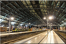 SJ3590 : Liverpool Lime Street Station by William Starkey