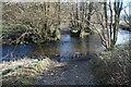 SD3389 : Ford at Rusland Pool by John Walton