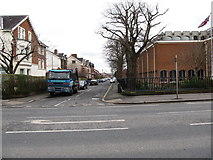 J3572 : Ravenhill Gardens from Ravenhill Road by Eric Jones