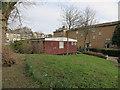 TQ3485 : Mountford Estate Community Hall by Hugh Venables