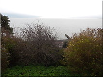 TM2531 : Marine Parade cliff by Hamish Griffin