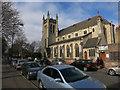 TQ3485 : Church on Downs Park Road by Hugh Venables
