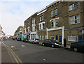 TQ3485 : Clarence Road, Lower Clapton by Hugh Venables