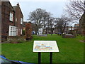 NY3955 : Cathedral Close, Carlisle: mid February 2015 (d) by Basher Eyre